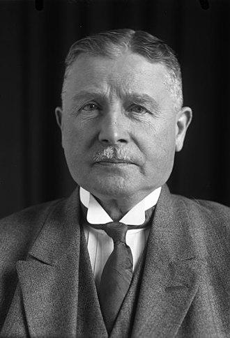 Wilhelm Groener - Image: Bundesarchiv Bild 102 01049, Wilhelm Groener