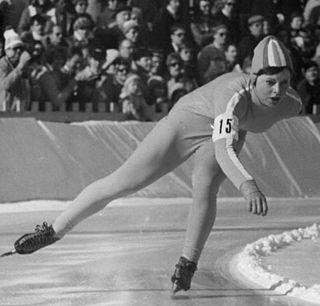 Andrea Ehrig-Mitscherlich German speed skater
