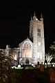 Bungay St Mary's Church at night - geograph.org.uk - 2720059.jpg