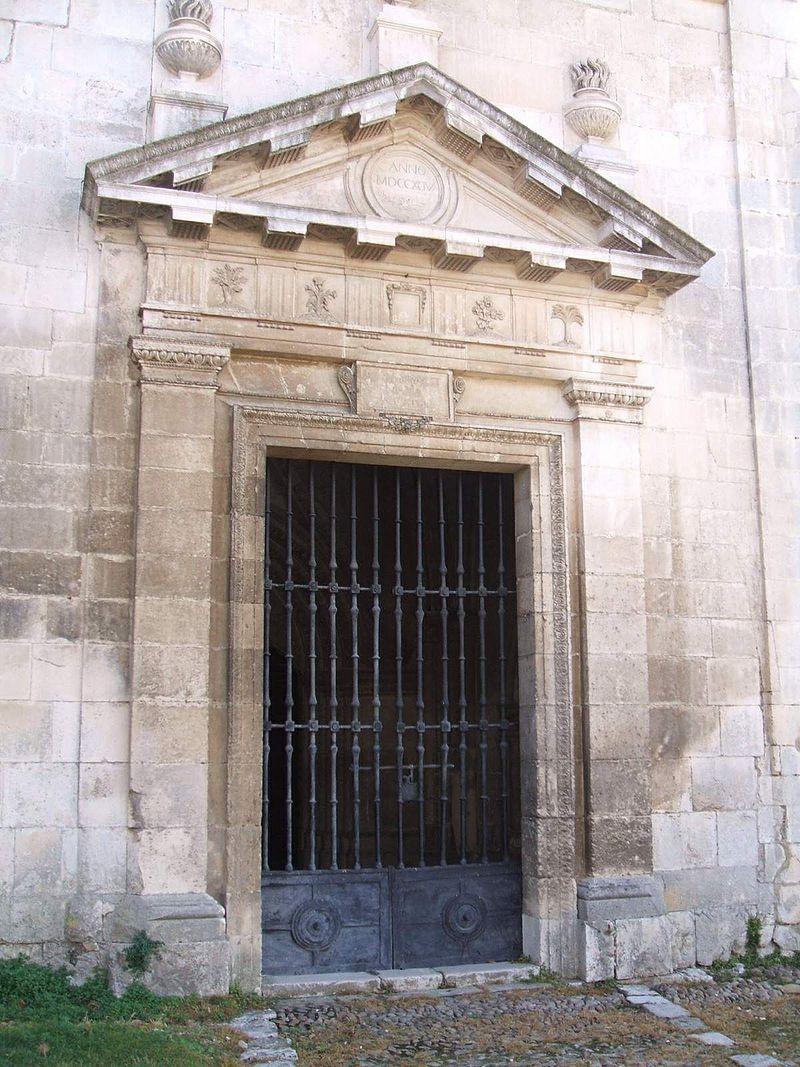 Burgos - Monasterio de Santa María la Real de Las Huelgas 01.jpg