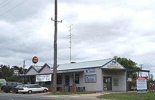 Burrumbeet, Victoria Town in Victoria, Australia