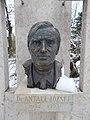 Bust of József Antall by Károly Kirchmayer, 2018 Pestújhely.jpg