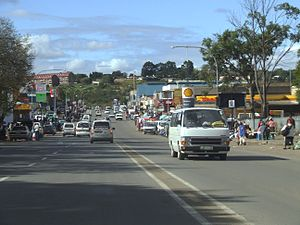 Butterworth, Eastern Cape - Butterworth, Main Street