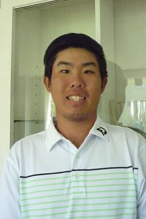 An Byeong-hun South Korean professional golfer