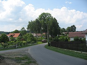 Bystrá (district de Pelhřimov)