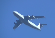 C-5 Galaxy In- Flight