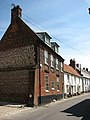 C18 houses lining High Street - geograph.org.uk - 841710.jpg