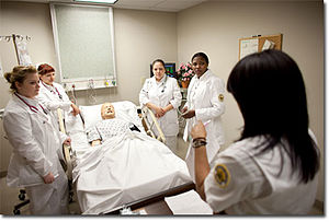 Cedar Crest College - Cedar Crest College School of Nursing Students