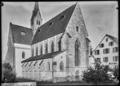 CH-NB - Kappel, Klosterkirche, vue partielle extérieure - Collection Max van Berchem - EAD-6593.tif