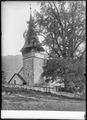 CH-NB - Rossinière, Église, Tour, vue partielle - Collection Max van Berchem - EAD-9462.tif