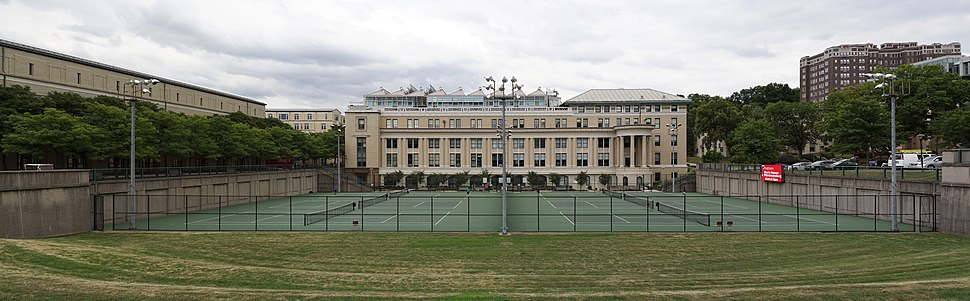 CMU Tennis Courts