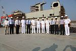 CNS Reviews the progress of INS Vikrant in Kochi (3).jpg
