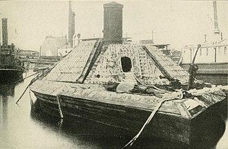 William B. Cushing - Image: CSS Albemarle