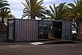Cabina de compra de tickets para el Museo Internacional de Arte Contemporáneo Castillo de San José.jpg