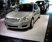 Cadillac BLS front Holmgrens.jpg