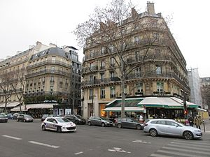 The Mother and the Whore - Les Deux Magots was a setting and filming location.