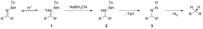 Scheme 9. Mechanistic proposal for the Caglioti reaction