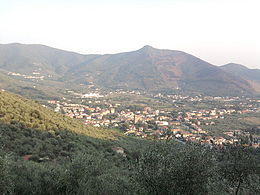 Calci – Panorama
