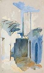 Street of Tangier