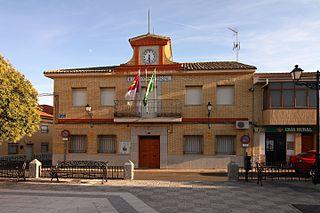 Camarenilla municipality in Castile-La Mancha, Spain