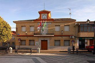 Camarenilla - Image: Camarenilla, Ayuntamiento