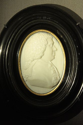 David Smythe, Lord Methven - Cameo of David Smythe, 1794, Scottish National Portrait Gallery