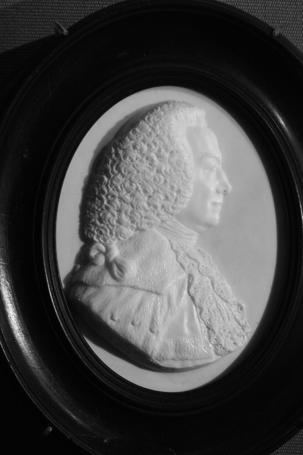 Cameo of William Murray, 1st Earl of Mansfield