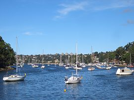 Cammeray Willoughby Bay.JPG