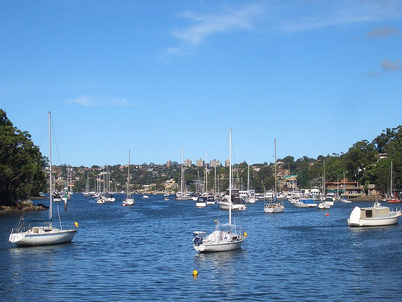 File:Cammeray Willoughby Bay.JPG