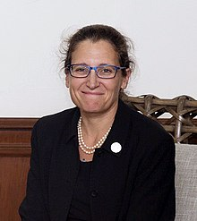 Canadian Minister of Foreign Affairs - 2017 (35615479153) (cropped).jpg