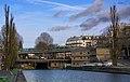 Canal Saint-Martin 4, Paris 30 December 2012.jpg