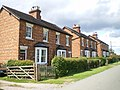 Canal workers' cottages at Norbury - geograph.org.uk - 1395230.jpg