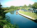 Canalside Moorings and Pub - geograph.org.uk - 36868.jpg