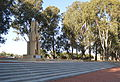 Canberra Rats of Tobruk Memorial 001.JPG