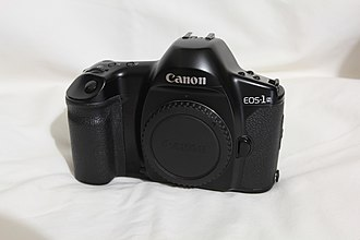 Canon EOS-1N - Image: Canon EOS 1N camera