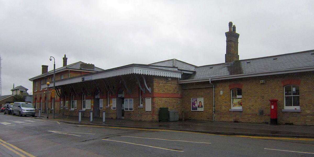 Canterbury East Railway Station Wikipedia