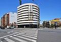 Cantonada de l'avinguda Giorgeta amb el carrer de sant Vicent, València.JPG
