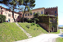 villa Baciocchi Capannoli