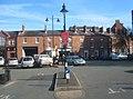 Car Park at Mardol at the bottom of Barker street - geograph.org.uk - 2139445.jpg