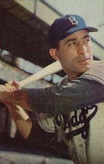 Carl Furillo American baseball player