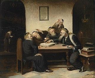 Torah study Studying the Torah, Talmud or other rabbinic literature