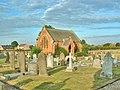Carlton Nr Goole, Cemetery - geograph.org.uk - 198292.jpg