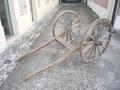 Carretto per il trasporto del latte - Musei del cibo - Parmigiano - 296b.tif