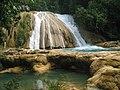 Cascadas de Agua Azul, Chiapas. - panoramio.jpg