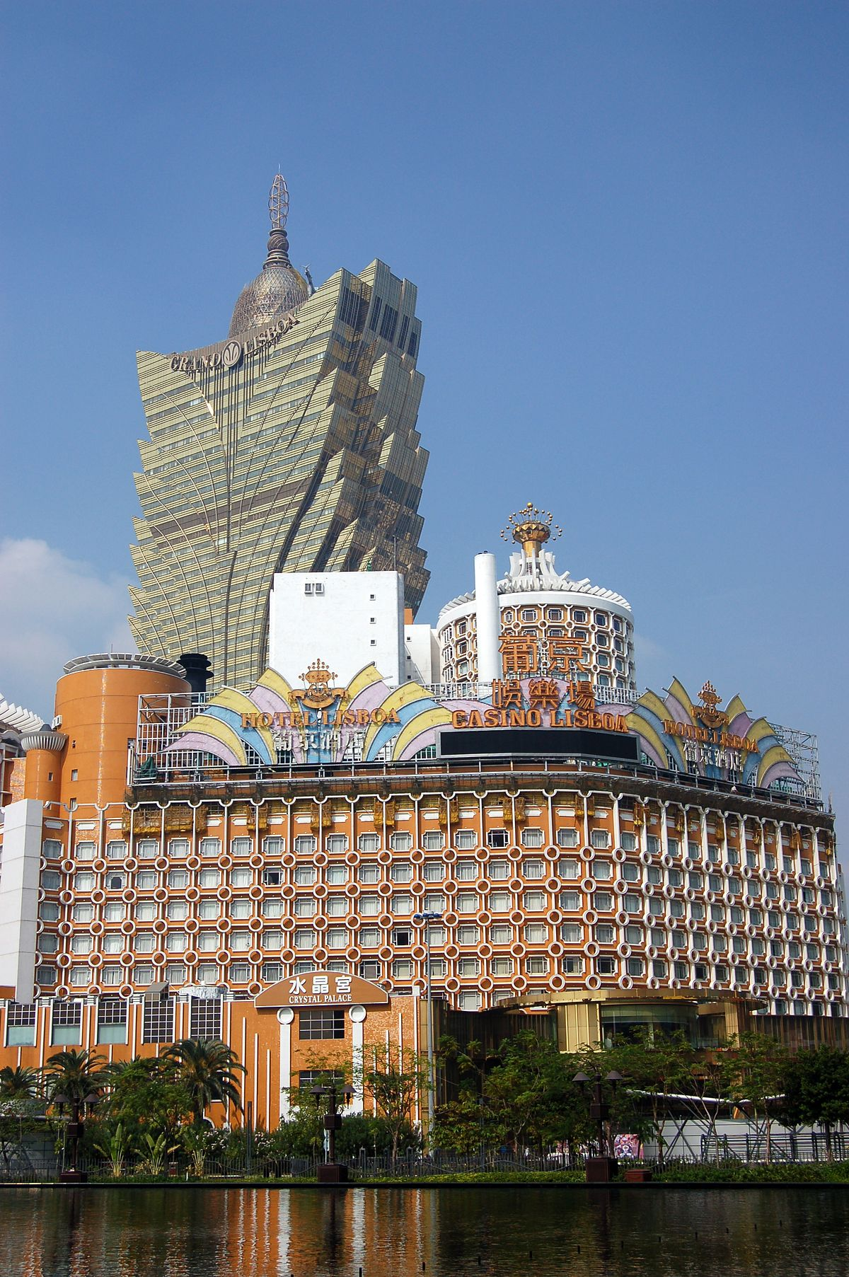 Casino lisboa macau my gambling addiction