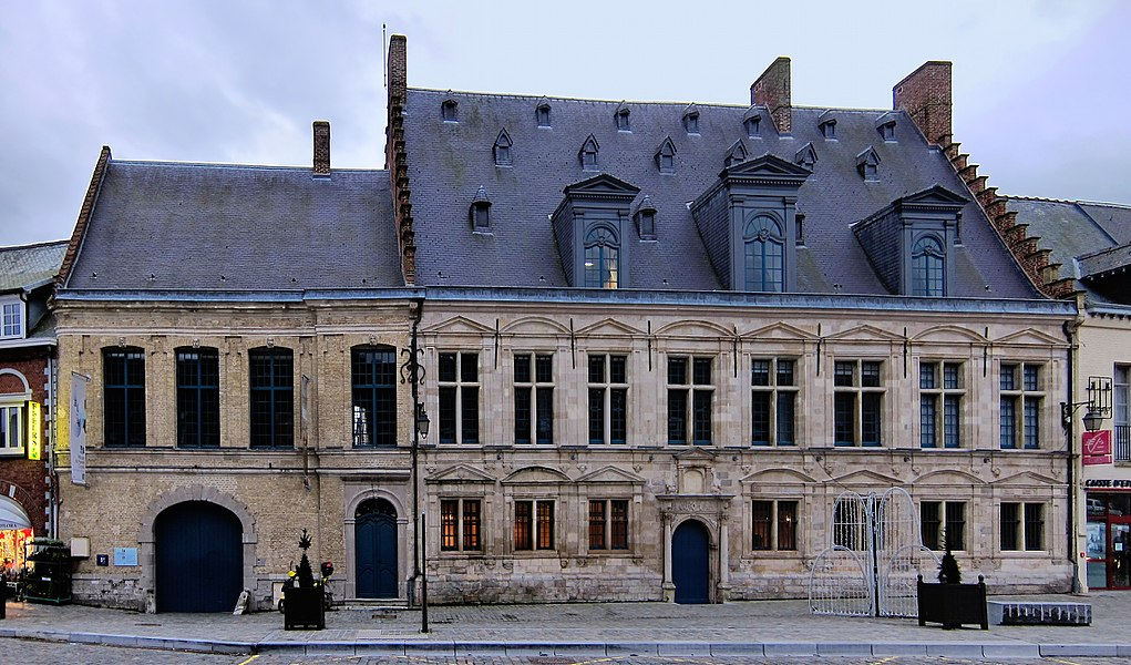 The ancient Châtellenie of Cassel (Nord, France).