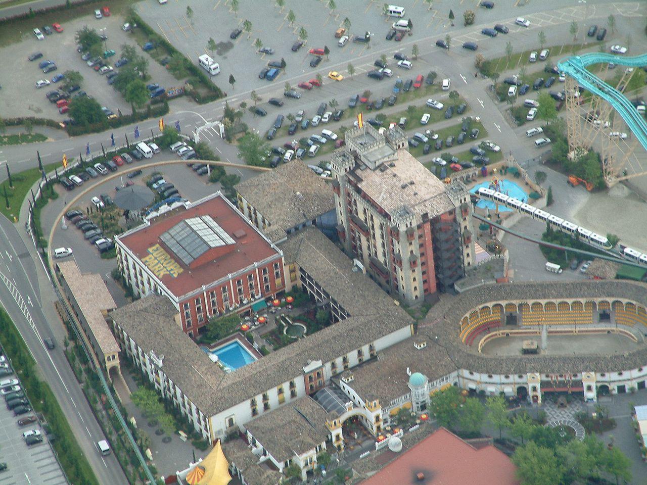 Europa Park Hotel Et Billet