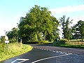 Castlemilk sawmill crossroads in the Parish of St. Mungo - geograph.org.uk - 889920.jpg