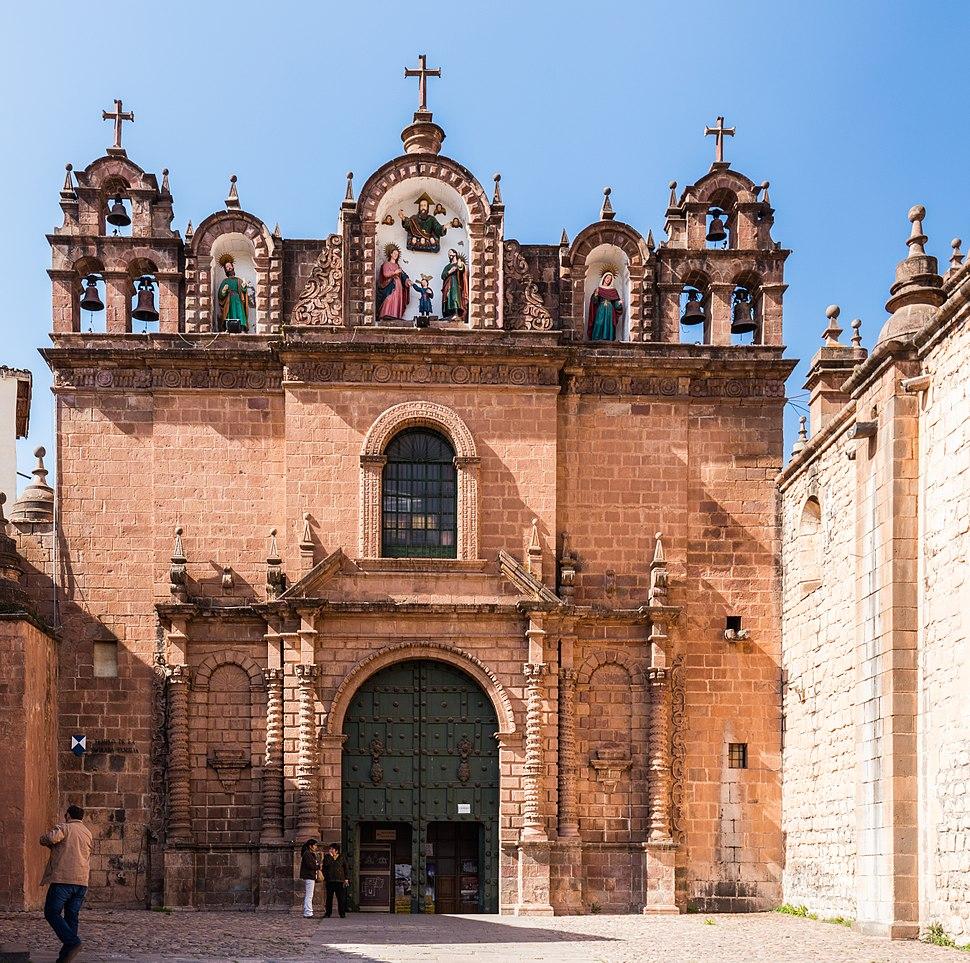 Catedral, Plaza de Armas, Cusco, Perú, 2015-07-31, DD 78