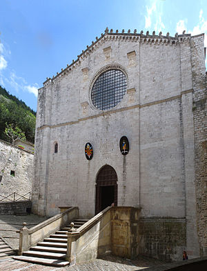 Roman Catholic Diocese of Gubbio - Gubbio Cathedral